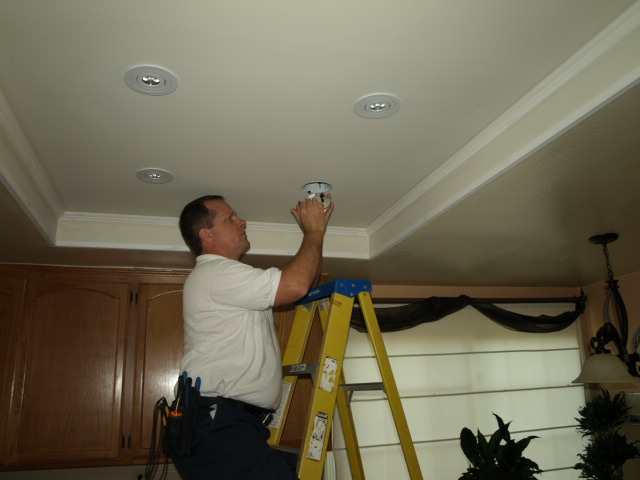Calabasas Lighting Recessed Lighting Installation