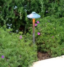 Calabasas Lighting Landscape Lighting Mushroom Light