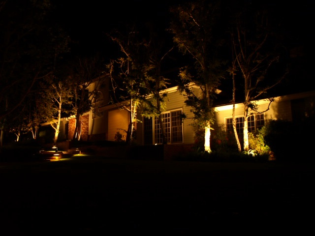 Calabasas Lighting Dramatic  Outdoor Lighting Lights